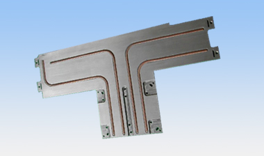Heat pipe cold plate