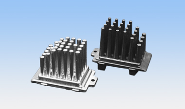 Custom heat sink
