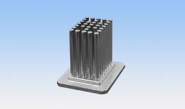 High pin heatsink